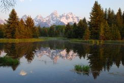 String Lake, The Grand Tetons, Wyoming